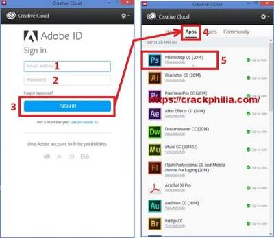 Adobe Creative Cloud 2021 Crack With Activation Key Free Download