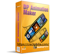 DP Animation Maker 3.4.38 Crack With Activation Code Free Download