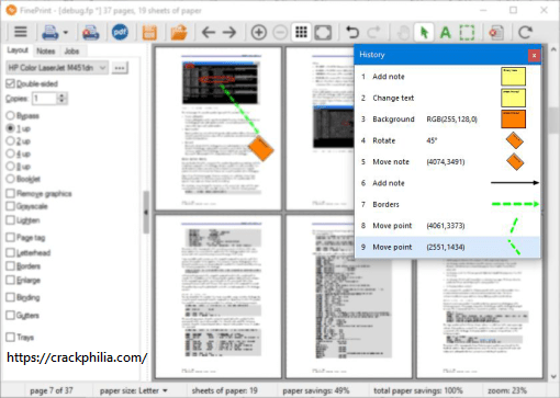 FinePrint 10.46 Crack With License Code Free Download