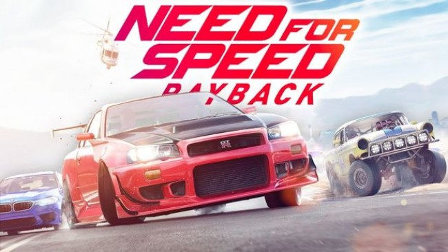 NFS Payback Crack PC Free Download Direct Link