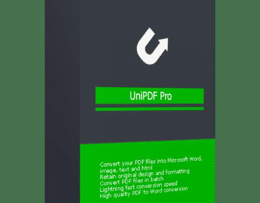Unipdf Pro 2021 Full Crack