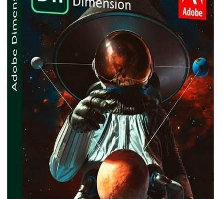 Adobe Dimension Full Crack Free Download