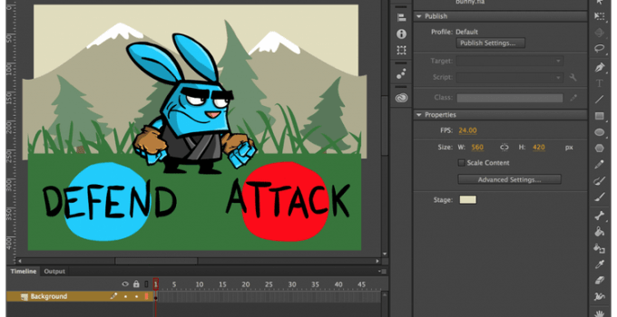 Adobe Animate 2021 Crack Free Download