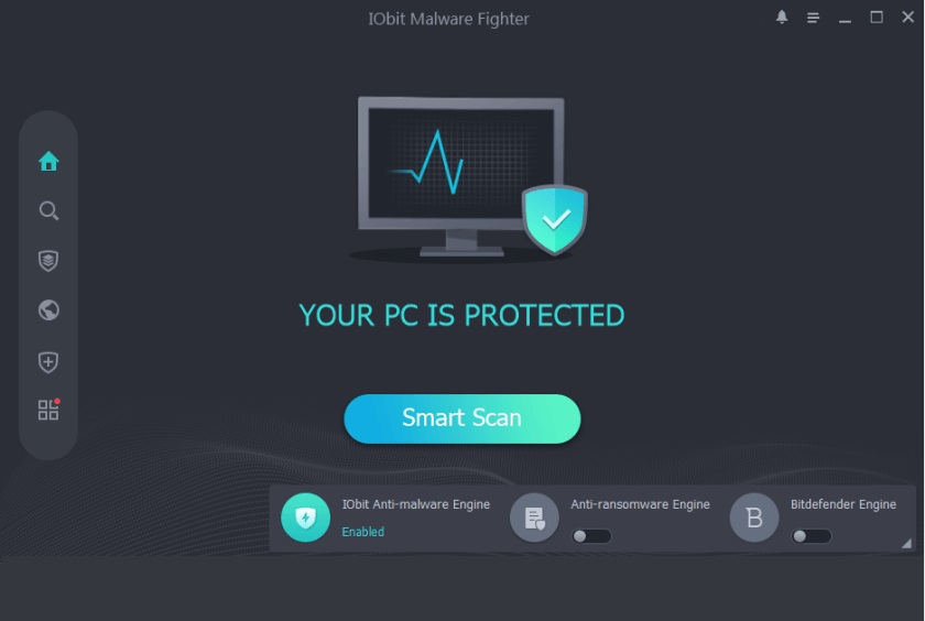IObit Malware Fighter Activator & License Key Free Download