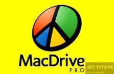 MacDrive Pro Crack 2021
