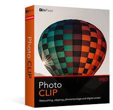 InPixio Photo Clip Professional 8.6.0 Crack