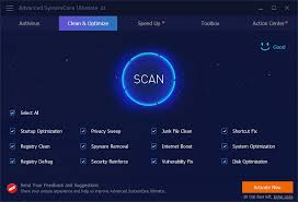 Advanced SystemCare 11.5 Pro Crack