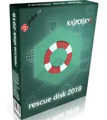 Kaspersky Rescue Disk 2018 18.0.11.0 Crack