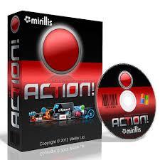 Mirillis Action! 3.6.0 Crack