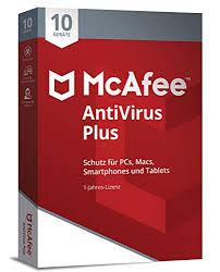 McAfee AntiVirus Plus 2019 Crack
