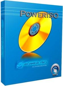 PowerISO 7.4 Crack