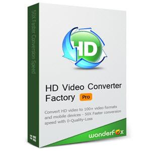HD Video Converter Factory Pro 17.1 Crack