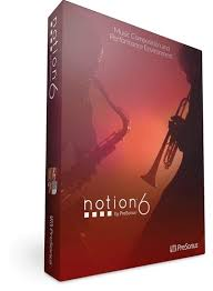 PreSonus Notion 6.8.069 Crack With Complete Library Free Download