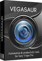 Vegasaur 4.5.3 Crack + Activation Code Keygen [Sony Vegas Pro] Latest 2021