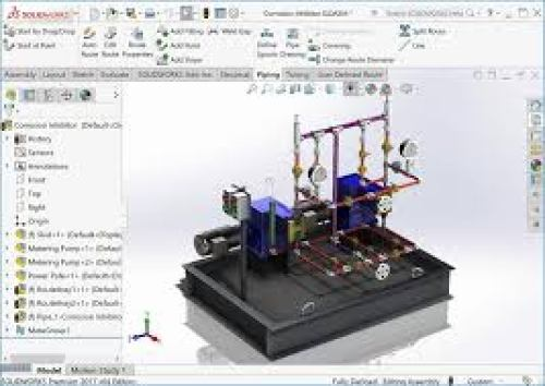 SolidWorks Crack License Code Classical And Official Patch Free Download
