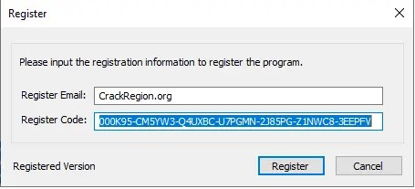 Any Video Converter Register Email and Register Code