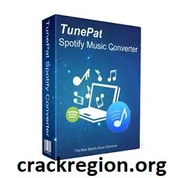 TunePat Spotify Converter Crack With Serial Key Latest Version Free Download