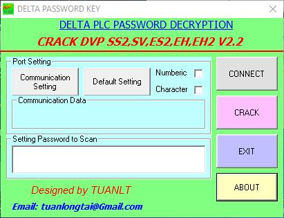 PLC Software Unlock Password PLC CRACK ALL PLC & HMI V2.2.1 ...