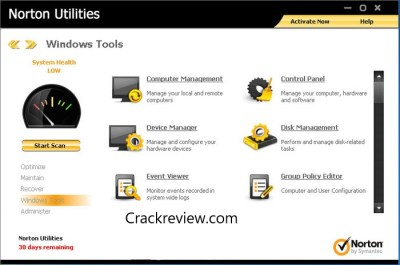 Norton Utilities 2020 Crack + Activation Code Final Download [Latest]
