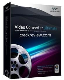 Wondershare Video Converter Ultimate 11.7.6 Crack + Keygen Download