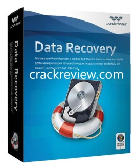 Wondershare Data Recovery Crack + Serial Key Full 2020
