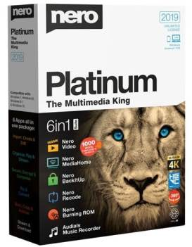 Nero Platinum 2020 21.0.02600 Crack + License Key [Latest]