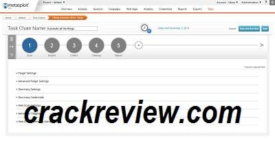 Metasploit Pro 4.19.1 Crack + Activation Key Full Download 2021