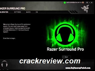 Razer Surround Pro 7.2 Crack + Activation Code Full Download 2021