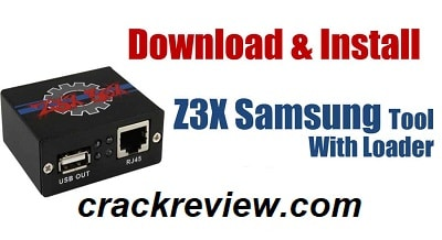Z3x Samsung Tool PRO 34.11 Crack + Latest Version Free Download 2021