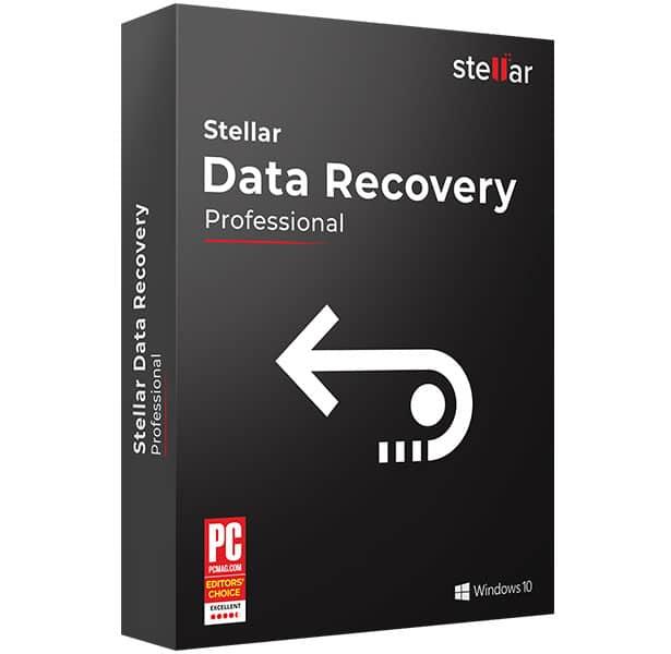 Stellar Data Recovery Pro 10.1 Crack + License Key 2021