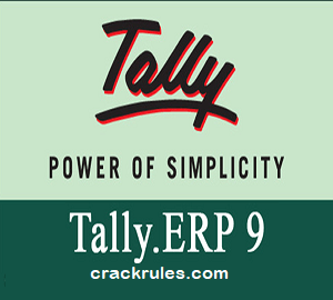 Tally ERP 9 Release 6.6.3 Crack With Keygen {Mac+Win}