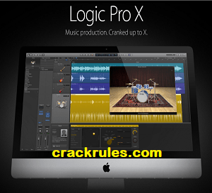 Logic Pro X 10.4.8 Crack With Serial Number (New)