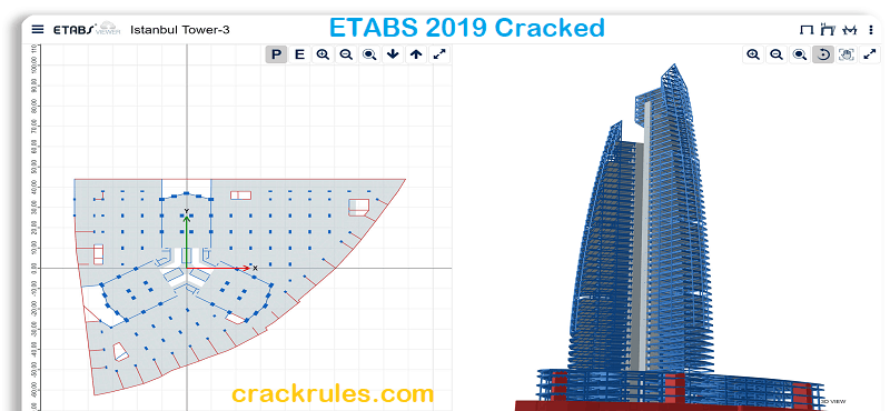ETABS 19.0.2 Crack with Keygen + Torrent {New} 2021