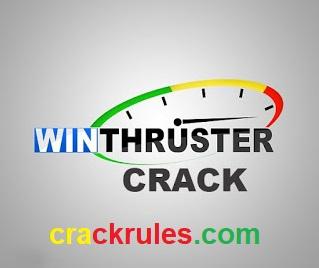 WinThruster Crack Full Downloa