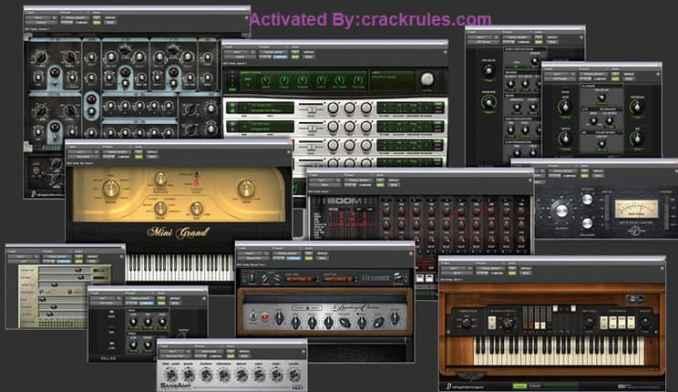 Avid Pro Tools 2019 Crack