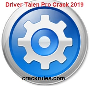 Driver Talent 7.1.28.102 Crack With Activation Code (2020)