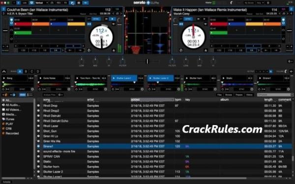 Serato DJ Pro cracked 2021
