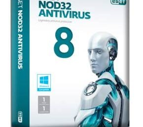 ESET NOD 32 Antivirus 8 Username and Password 2017