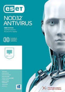 ESET NOD32 Antivirus 2020 Crack Plus Lifetime Key Free Download