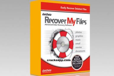 Recover My Files 5.2.1 Serial Key + Crack Activator Free