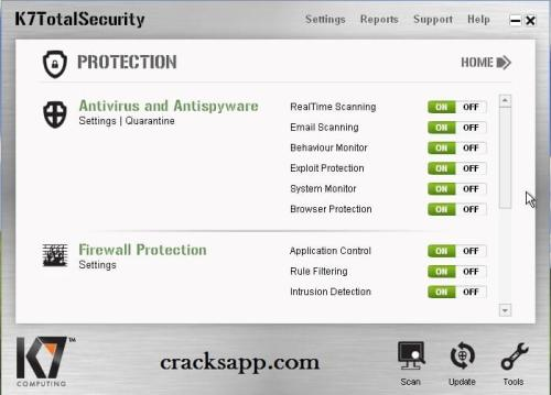 K7 Total Security Serial Number Free Download