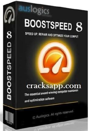 Auslogic BoostSpeed 8 Key Free Download