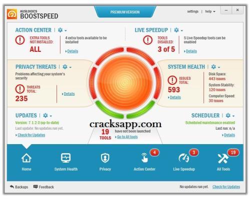 Auslogic BoostSpeed 8 Premium Key Free Download