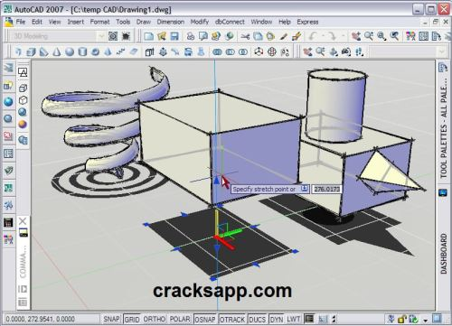 AutoCAD 2007 Serial Number Free Download