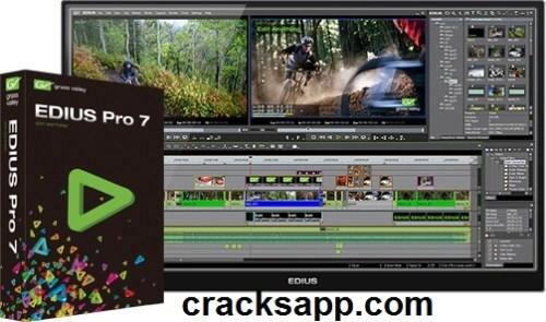 EDIUS Pro 7 Crack Free Download