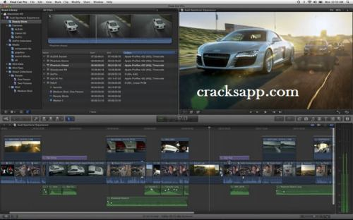 Final Cut Pro X Mac Crack Free Download