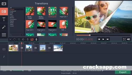 Movavi Video Editor 11 Crack Free Download