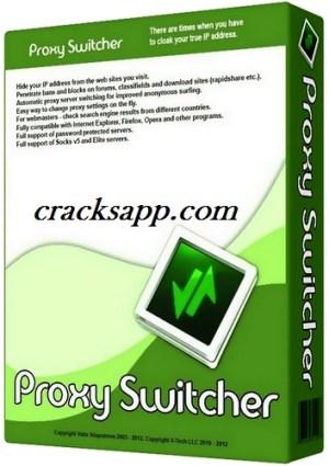 Proxy Switcher Pro 5.9.1 Crack Free Download
