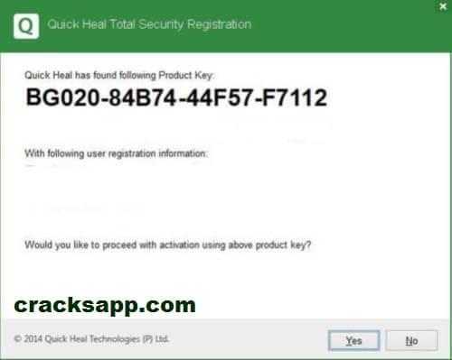 free  antivirus for pc quick heal full version 2014