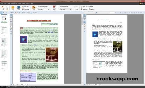 Abbyy FineReader 12 Professional Crack + Serial Key 2016 Full Download